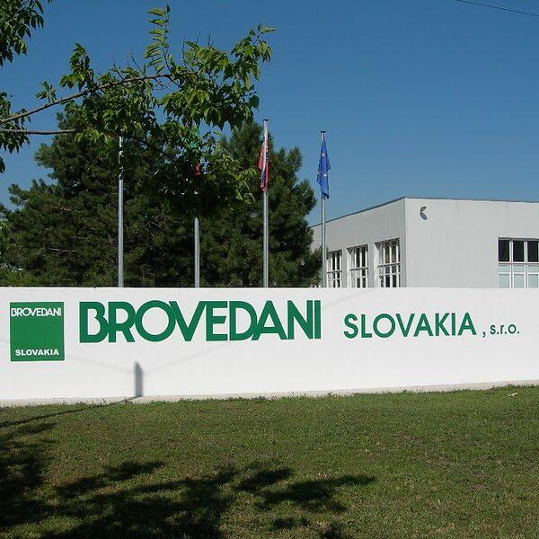 BROVEDANI SLOVAKIA S.R.O.